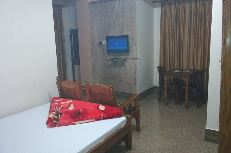 Coniferoues Resort, Cherrapunjee - Super Deluxe Four Bedded Rooms-4