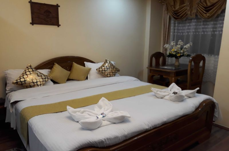 Coniferoues Resort, Cherrapunjee - Executive Rooms-4